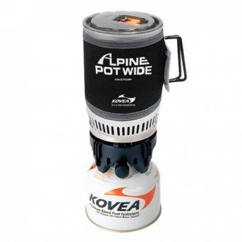 Система приготовления пищи в экстремальных условиях kovea alpine pot wide
