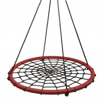 Качели-гнездо kett-up 115 см, цвет красный