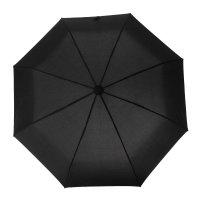 Зонт автоматический, 41001, r=63см, цвет чёрный
