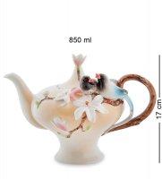 Fm-73/ 1 заварочный чайник магнолия (pavone)