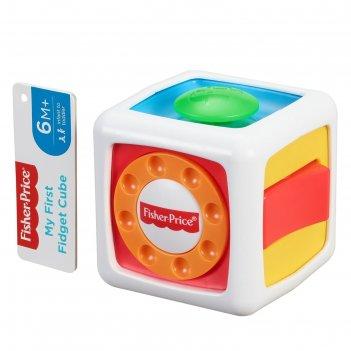 Развивающая игрушка мой первый кубик-непоседа fwp34