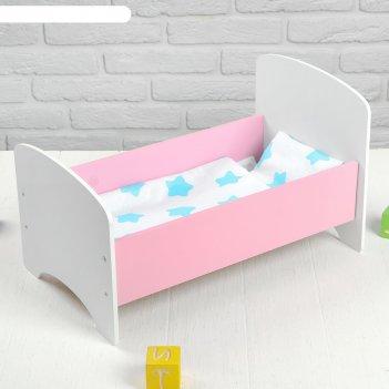 Кроватка котята и месяц   кр001км