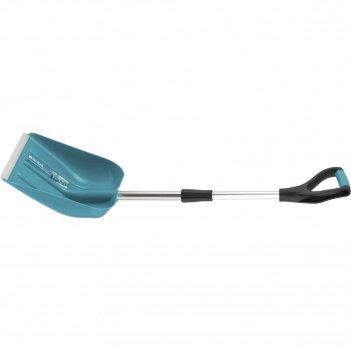 Лопата снеговая 270 x 310 мм, luxe color line palisad