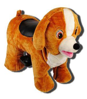 Зоомобиль joy automatic animal story верная собачка тоби