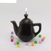 Свеча чайник