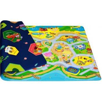 Игровой коврик dwinguler medium my town (190см x 130см x 1,5см)