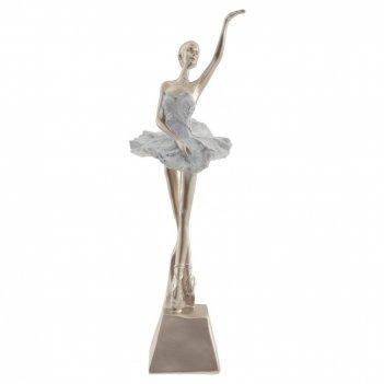 Фигурка декоративная балерина, l16 w10 h35 см