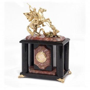 Часы георгий победоносец бронза креноид