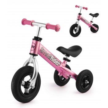 Беговел-каталка для малышей small rider jimmy (розовый)