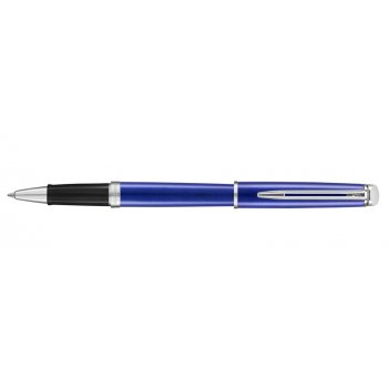 Роллерная ручка waterman hemisphere essential bright blue ct