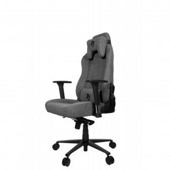 Кресло для геймеров arozzi vernazza soft fabric - ash