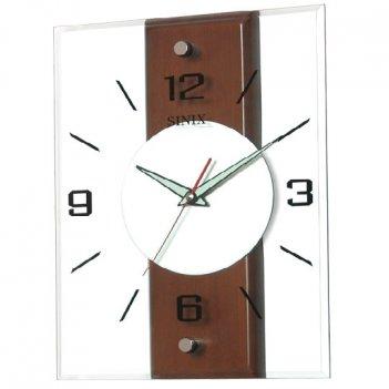 Настенные часы для кухни sinix-5057