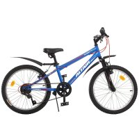 Велосипед 20 altair mtb ht jr 20, размер 11, цвет: синий