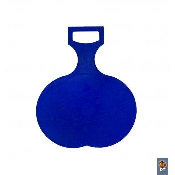 Санка-ледянка д-35/2 синий