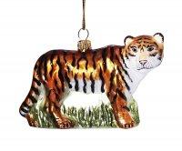 Игрушка елочная тигр