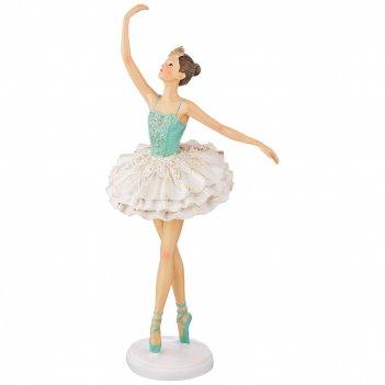 Статуэтка балерина 14,5*10*30 см. (кор=8шт.)