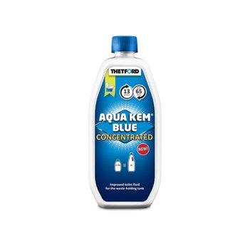 Жидкость для биотуалета aqua kem blue conс. (0,78 л)