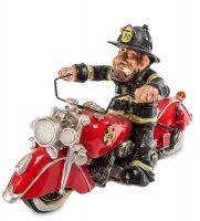 Rv-293 фигурка пожарный байкер (w.srtatford)