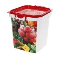 Контейнер пищевой для овощей, 25 л