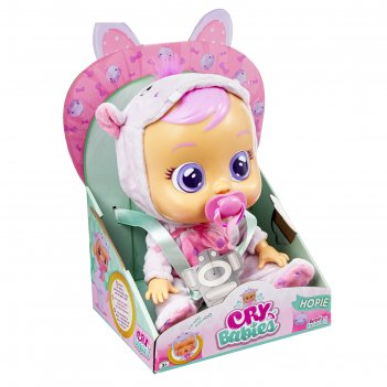 Кукла интерактивная плачущий младенец hopie, 31 см 90224