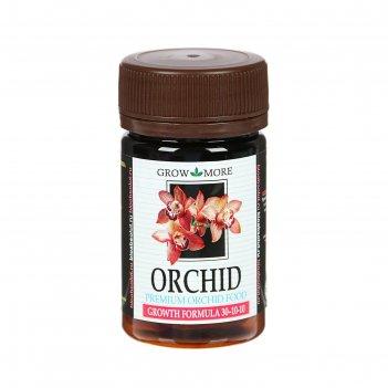 Удобрение grow more orchid  премиум 30-10-10 (красный), 25 гр.