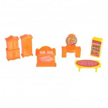 Набор мебели для кукол домик, микс