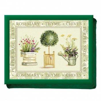 Creative tops поднос с подушкой topiary