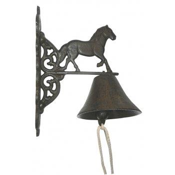 Колокольчик дверной лошадь