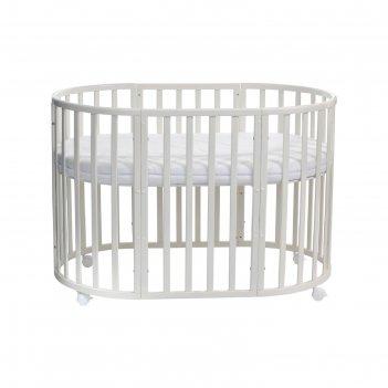 Кроватка детская everflo allure ivory es-008