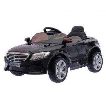 Электромобиль s class, 2 мотора, eva колёса, активная подвеска, кожаное си