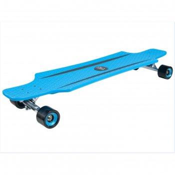 Лонгборд hudora cruisestar - carving & cruising, цвет синий
