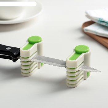 Фиксатор ножа для нарезания коржей 9x5x2 см