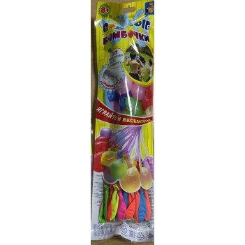 1toy водные бомбочки (37 штук, пакет)