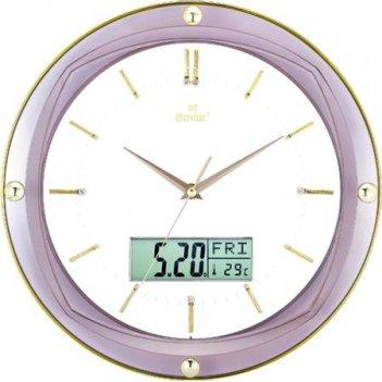 Настенные часы gastar t 547 c (пластик)