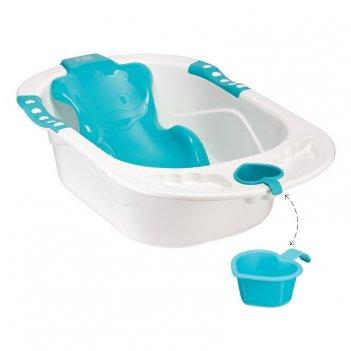 Bath comfort детская ванна с анатомической горкой возраст: от 0 месяцев