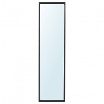 Зеркало нисседаль, черный