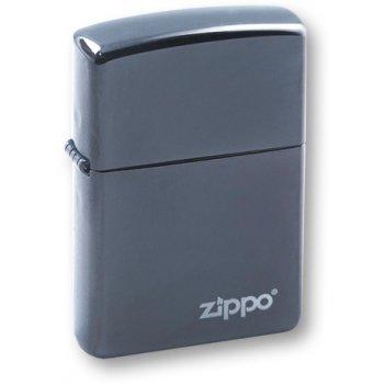 Зажигалка zippo black ice