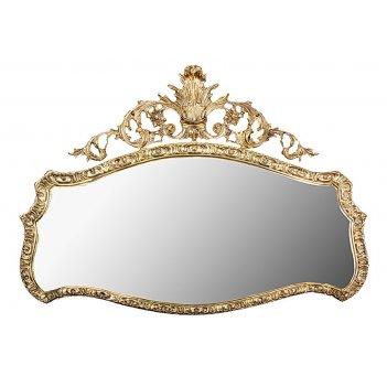 Зеркало в раме конша