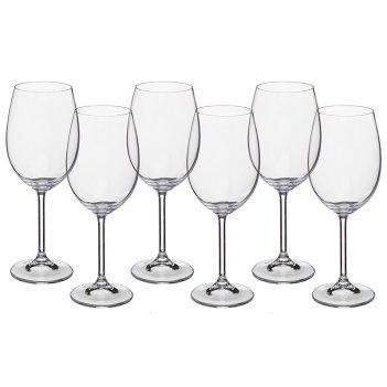 Набор бокалов для вина из 6 шт. gastro/colibri 450 мл высота=22 см (кор=8н