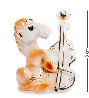 Xa-383 фигурка лошадь с виолончелью