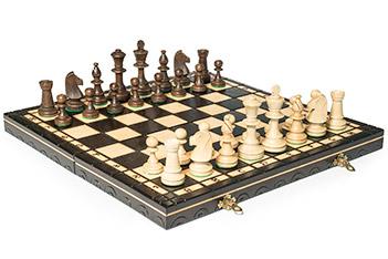 Шахматы стаунтон 6 польша 49х49см