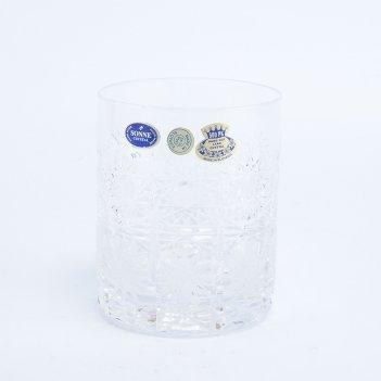 Набор стаканов для виски sonne crystal 300 мл(6 шт)