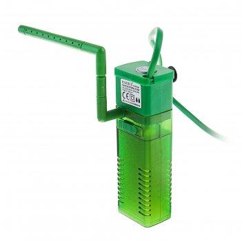 Фильтр внутренний с аэратором и флейтой, 500 л/ч, 5 вт