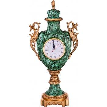 Часы настольные 25*15 см высота=55 см диаметр циферблата=10 см (кор=2шт.)