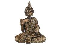 Фигурка будда. благословение 14*7,5*17см