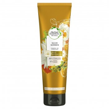 Бальзам-ополаскиватель для волос herbal essences «масло моринги», 275 мл