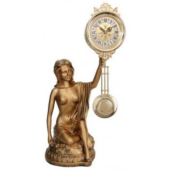 Скульптурные часы восток из полимерных смол 8402-1 vostok