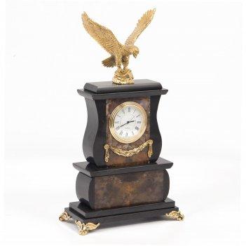Часы орел агат бронза