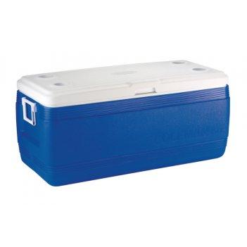 Термоконтейнер coleman 150qt cooler blue