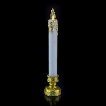 """Фигурка с подсветкой """"свеча"""" высота=30 см."""